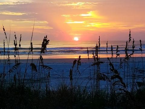 Sunrise New Smyrna Beach 9/25/2016