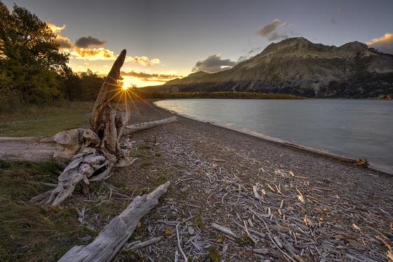 Waterton Sunrise