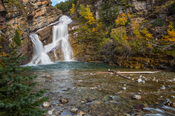 Cameraon Falls