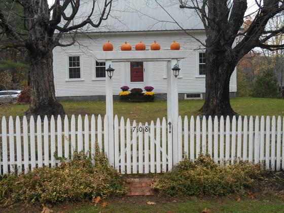 Pumpkin color