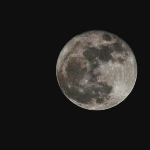 Super moon.