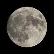 Lune du 13 novembre 2016