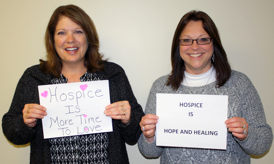 What does hospice mean to you?