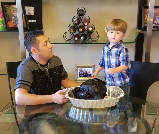 Dore' family turkey