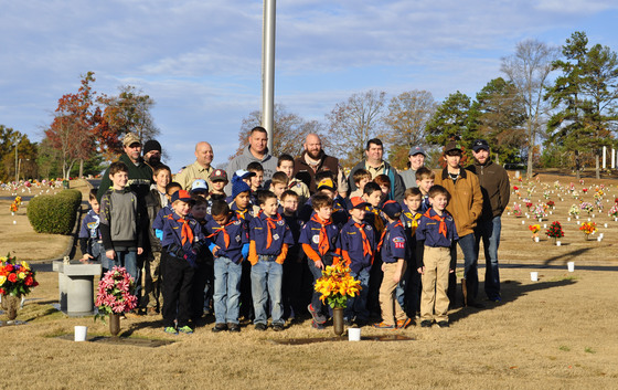 Boy Scouts and Cub Scouts