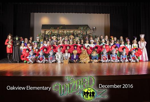 Oakview Elementary School's Oakview Players