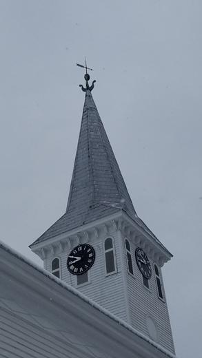 St. John's Lutheran Church in Walhalla