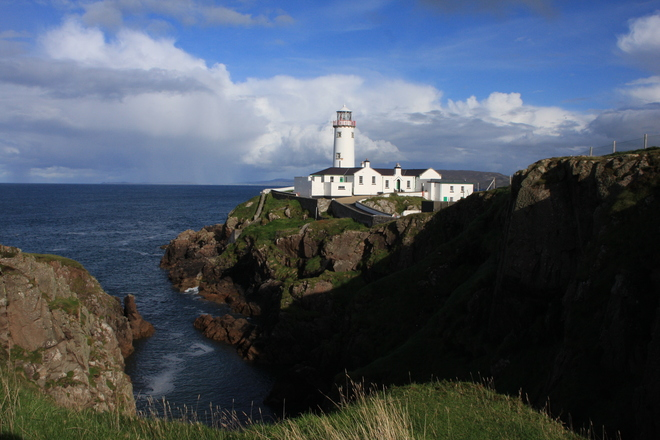 Fanad Lighthouse Unnamed Road, Arryheernabin, Co. Donegal, Ireland