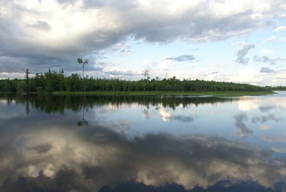 Wanipigow River