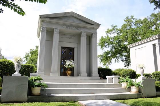 Al Copeland's Tomb