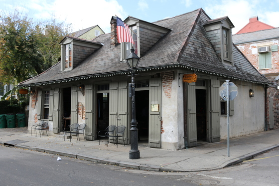 Lafite's Blacksmith Shop Bar