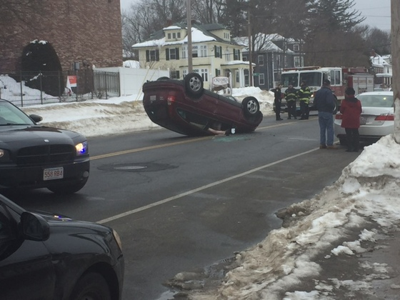 Accident Maine Street / 19th Ave Haverhill