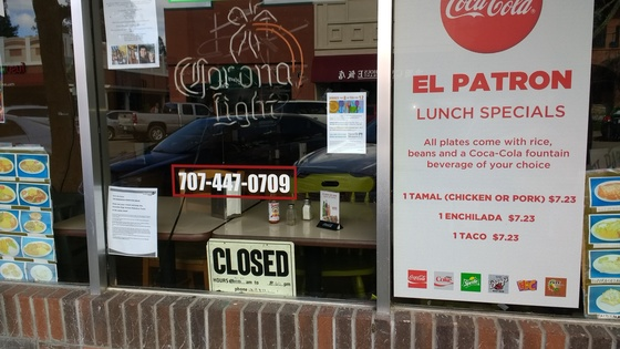 Boycott in Vacaville