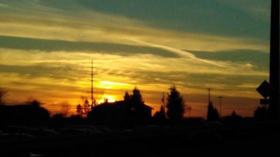 Beautiful Sunset