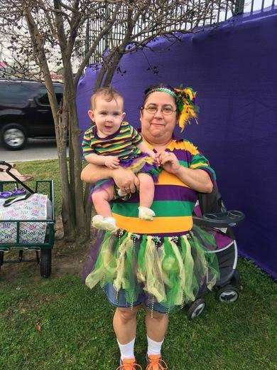 Mardi Gras day 2017