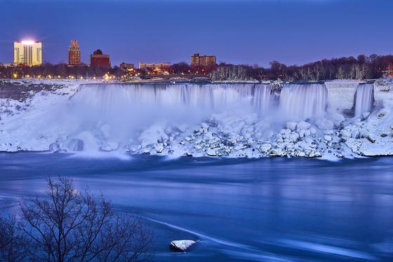 Niagara Falls NY - Canadian Side