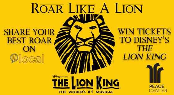Roar Like a Lion