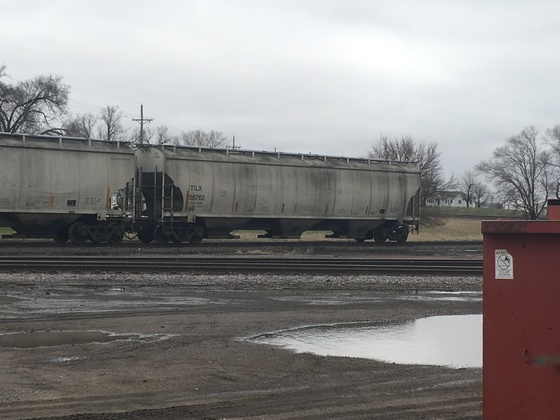 Valley, NE train derailment