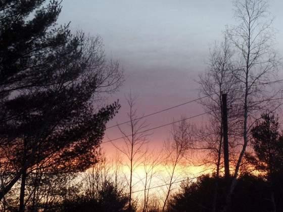 morning Sky 4/3/17