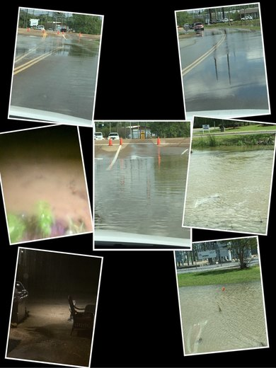 Rain & flooding photos