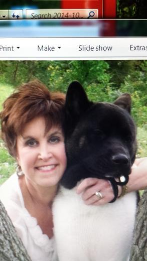 Owner, Breeder, and Handler of Nikki Lynn's Akitas