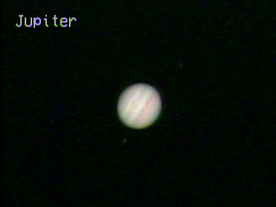 Looking at Jupiter this past Sunday night