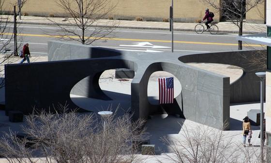 Sean Collier Memorial