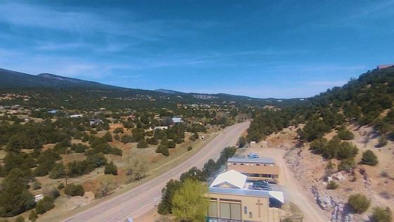 SURFING THE EAST MTNS WITH MY DRONE