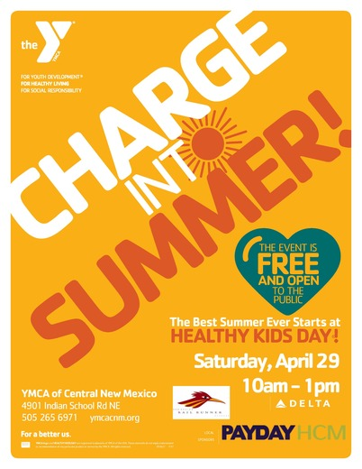 Healthy Kids Day 2017