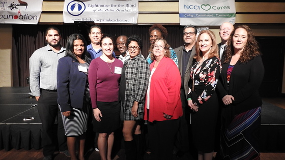 NCCI Supports Lighthouse for the Blind of the Palm Beaches
