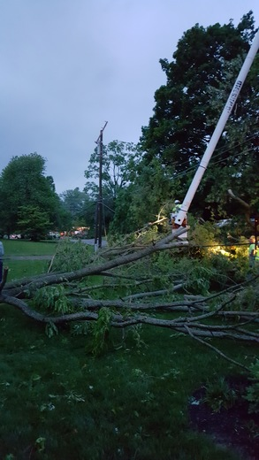 Goshen Tornado 2