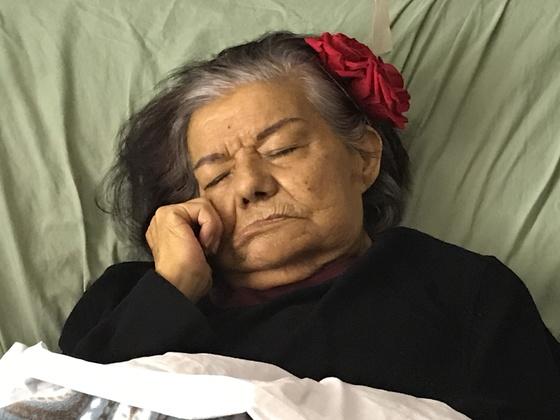 My beautiful Mamá Teresa