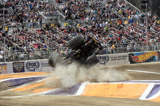 Monster Jam Salinas Sports Complex