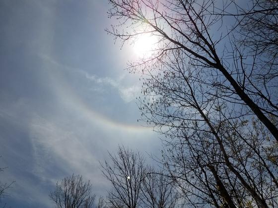 Sun Rainbow