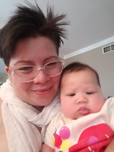 Mommy Zuri time