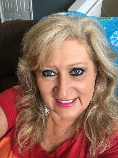 My mom Karen
