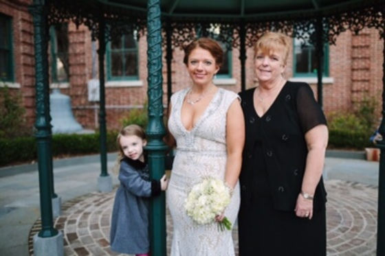 My absolute favorite photos of me, my mom and my daughter!