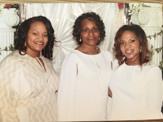 Happy Mothers Day, 3 generations STrong!!!!