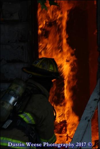 2 Alarm Fire- Harrisburg