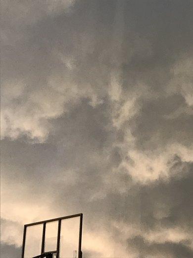 clouds Edmond ok