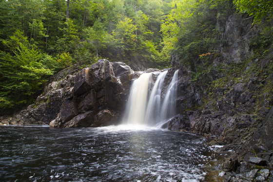 Three Brook Falls