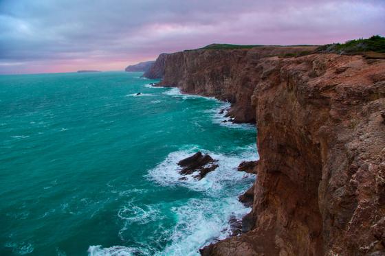 Cape St. George Cliffs