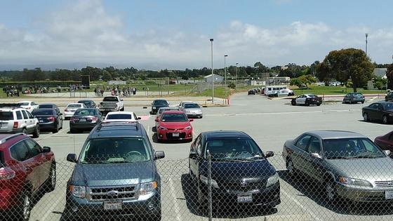 3/25/17 North Monterey County High School Bomb Threat Evacuation