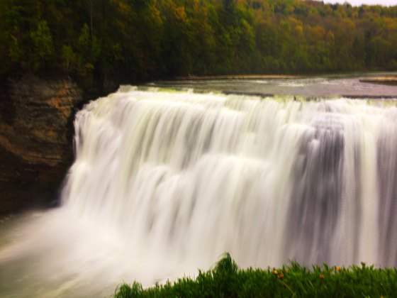 Letch Worth State Park