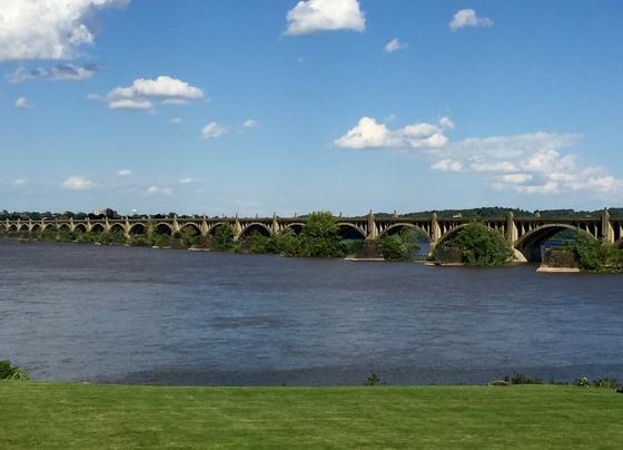 Beautiful weekend along the River
