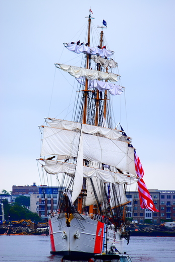 Tall Boat Photos from Navy Yard
