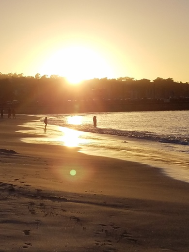 Monterey Municipal Beach