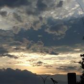 Le ciel de drummondville.