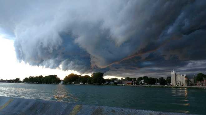 Marine City Mi Weather >> Photos The Weather Network