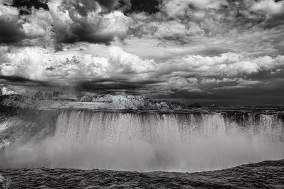 Niagara Falls ~Infra Red